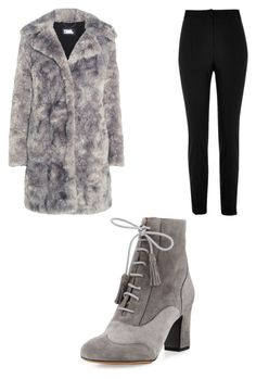 """""""Sin título #3"""" by karlaroman-i on Polyvore featuring Karl Lagerfeld, River Island y Tabitha Simmons"""