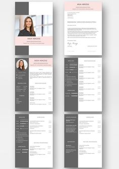 CV resume template for a lot of work experience. Highlights: + 6 pages + support . Cv Resume Template, Resume Design Template, Foto Cv, Cv Simple, Simple Resume, Cv Curriculum, Cv Inspiration, Resume Layout, Architecture Portfolio