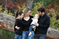 Fall color family portraits in Colorado Springs by Black Forest Photography. Taking regular photos of your family as it grows bring back great memories as time goes on.  Don't forget to include Grandparents and other relatives once in a  while too. nhttp://www.blackforestphoto.com y