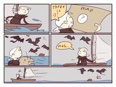 The Witcher 3, doodles 193 by Ayej.deviantart.com on @DeviantArt