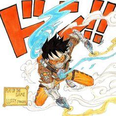 One Piece x Overwatch Crossover [Fan Art] - Album on Imgur