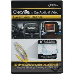 Digital Innovation 41905 CleanDr(R) Car A-V Laser Lens Cleaner