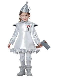 The Toddler Baby/Tin Man of Oz Costume is the perfect 2019 Halloween costume for you. Show off your Baby costume and impress your friends with this top quality selection from Costume SuperCenter! Toddler Costumes, Baby Costumes, Adult Costumes, Costumes For Women, Children Costumes, Unique Costumes, Dance Costumes, Halloween Fancy Dress, Halloween Party