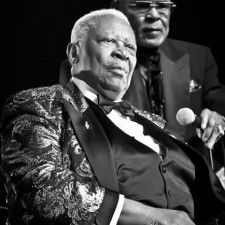 The Master, BB King, North Sea Jazz Festival Ahoy Rotterdam, #music #photography #blackandwhite