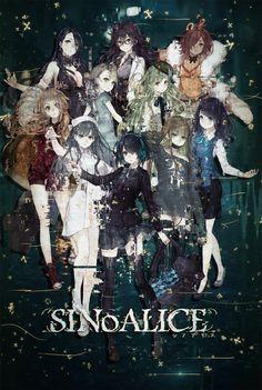 Game Character, Character Concept, Concept Art, Character Design, Alice, Dark Chronicle, Anime Girl Neko, Anime Weapons, Dark Anime