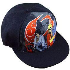 Naruto Canvas Baseball Cap Peaked Cap a2b9ca25e16d