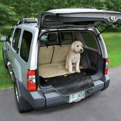 Kurgo® Cargo Pet Cape at PetSmart. Shop all dog furniture & car protection online Funny Animal Videos, Funny Animal Pictures, Funny Animals, Pet Seat Covers, Dog Car Seats, Dog Furniture, Cute Dogs And Puppies, Cute Little Animals, Dog Supplies
