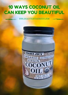 10 DIY Coconut Oil Uses to Keep You Beautiful and Help You With Hair, Makeup, Skin, Lips and Wrinkles