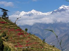 Tour du Manaslu, Nepal