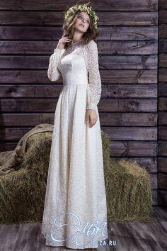 Свадебное платье бора-бора