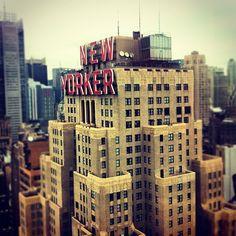 Wyndham New Yorker in New York, NY