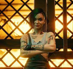 Cyberpunk 2077, Cyberpunk Games, Pretty Tattoos, Cool Artwork, Goddesses, Aliens, Transformers, Videogames, Samurai
