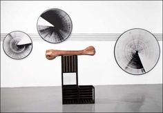 Claudia Comte   Sonic Geometry   Rennes. 40mcube Paris Art, Geometry, Rennes, Contemporary