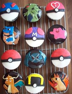 these cupcakes. <3