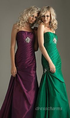 b5c0fd8277a Best friend matching prom dresses...cracked me up bc its our fav colors