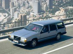 eighties-cars: Volvo 740 Turbo