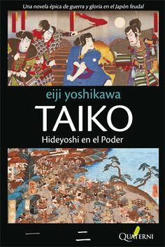 TAIKO 2. Hideyoshi en el poder. - Lectura imprescindible para los amantes de las buenas aventuras, te atrapa y sumerge en un trepidante desfile de hazañas bélicas, batallas, intrigas entre los señores de la guerra y expediciones militares.  Como ya indicamos en Musashi, estamos ante un libro para leer despacio, en pequeñas dosis, degustando cada capítulo, pues si la novela del más célebre samurái nos encantó, este Taiko es un libro apasionante, incluso de mayor calidad...