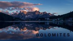 Experience a beautiful timelapse journey through the landscapes of the Dolomites. The Dolomites are a mountain range located in northeastern Italy and are caractarised… Mountain Range, Mount Everest, Scene, Journey, Italy, Adventure, Landscapes, Mountains, Travel