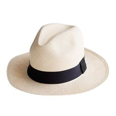 Hail the Sun: Hat, Panama Hat / Garance Doré