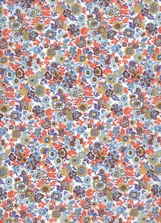 Floral+Jazz+A The Strawberry Thief, Liberty Art Fabrics, Jazz, Floral Prints, Patterns, Projects, Block Prints, Log Projects, Floral Patterns