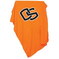 Oregon State Beavers Sweatshirt Blanket Throw