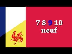 Leren tellen in het Frans tot 10: eenvoudig voor beginners! - YouTube