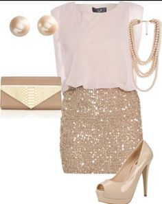 Perfect fancy outfit for a party!