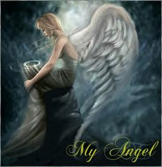 Angel Scraps, Angel Graphics and Comments for myspace, orkut