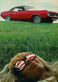 1970 Plymouth Cuda Hardtop