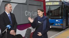 Inner city travel made easier with free city bus service