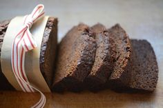 Holiday Stout Gingerbread......The perfect Christmas gift!