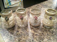 Mason Jar Candles Pinterest | mason jars