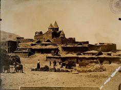 Van,Narek Köyü (Yemişlik köyü) Ermeni Kilisesi.