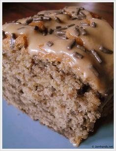 Great Grandma's Famous Jimmy Cake This sounds awesome coffee flavored cake look at that frosting....