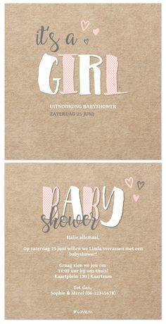 https://lovz.nl/geboortekaartjes/babyshower/babyshower-uitnodiging-kraft-sierletters-girl-typografie-stippen-hart. Ook in babyblauw!