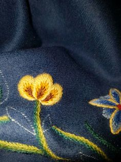 Hand Embroidery, Sewing Crafts, Manualidades