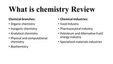This page describes what chemistry is, and what a scientific proccess is like using scientific method. What Is Chemistry, Chemistry Basics, Physical Chemistry, Organic Chemistry, Energy Industry, Food Industry, Types Of Education