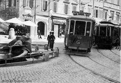 Piazza di Spagna 1926.