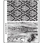 The Wallpaper and Wood Cling Mounted Rubber Stamp Set is by Tim Holtz for Stampers Anonymous. The two durable and detailed stamps are very versatile, perfect Tim Holtz Stamps, Card Making Supplies, Craft Supplies, Stampers Anonymous, Wood Wallpaper, Wood Stamp, Online Craft Store, Simon Says Stamp, Clear Stamps