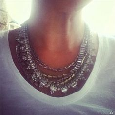 tee Sutton necklace--can be worn 5 ways