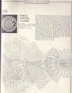 Magic Crochet nº 11 - leila tkd - Picasa Web Albums