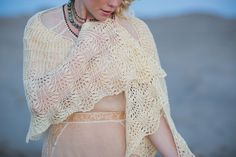 Ravelry: Catalina Shawl pattern by Lana Jois