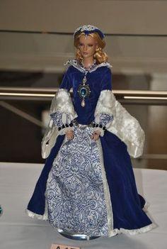 Paris Fashion Doll Festival 2011 Contest- this doll won 3rd prize