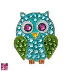 Bonjoc Ladies Owl Ball Markers