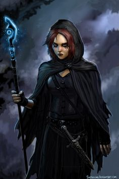 The Accursed Shadow by SirTiefling.deviantart.com on @deviantART