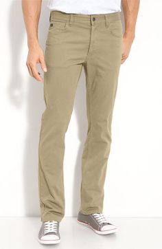 RVCA 'Stay' Slim Fit Pants   Nordstrom, $58.00