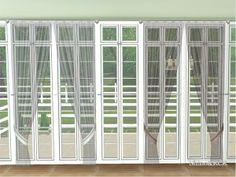 ShinoKCR's Monaco Kids - Curtain 2x1 sheer