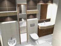 Bokaro » Jak optycznie powiększyć łazienkę?