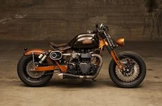 Bonneville Essentia por Officine GP Design