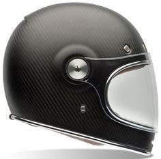 Bell Bullitt Carbon Matte Motorcycle Helmet - Motorcycles508